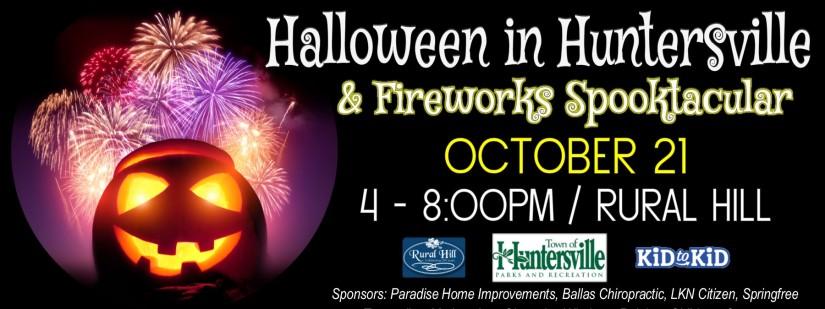 halloween in huntersville
